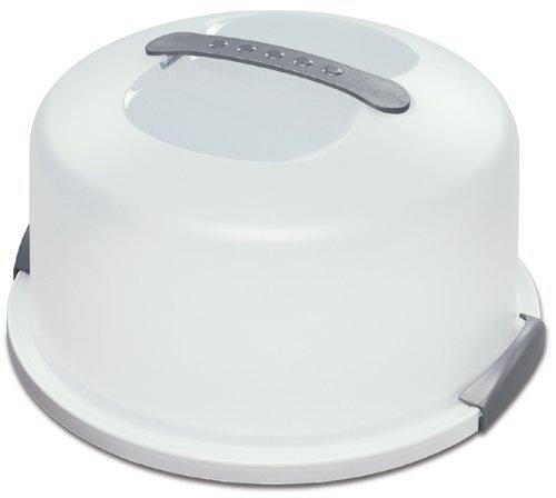 TrueCraftware White Semi-Transparent Cake Server - Carrier - 13'' by TrueCraftware (Image #4)