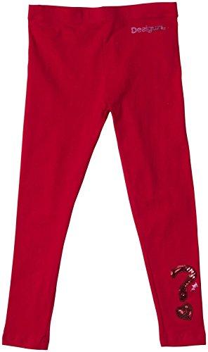 Desigual Knitted Leggings (Toddler/Kid) - Fuchsia Rose-9/12 Years
