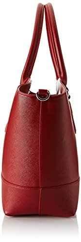 Christian Lacroix Eternity 1 - Bolso Tote para mujer Rouge (Rouge Foncé 2K09)