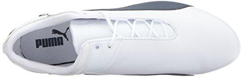 PUMA Mens Bmw MS Future Cat Sneaker Puma White-team Blue JvdqjkF