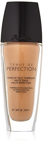 Guerlain Tenue De Perfection SPF 20 Foundation for Women, No. 03 Beige Naturel, 1.0 Ounce