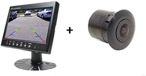 Rostra 250-8212-B RearSight Standalone 7 TFT LCD Monitor /& RearSight Backup Color CMOS Camera