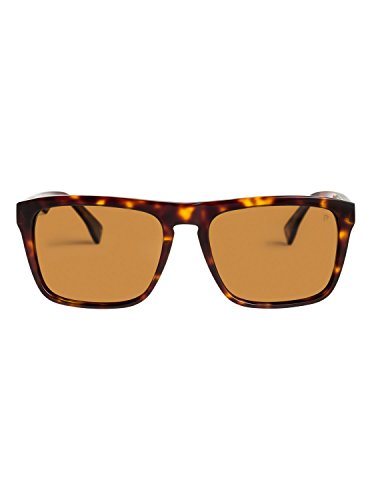 EQYEY03091 Brown pour soleil Polarized Polarised Homme de Shiny Quiksilver Ferris Tortoise Lunettes Slim PnYx8