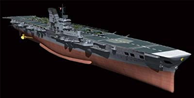 1/700 IJN Aircraft CarrierTaihou Full Hull Model (Plastic model) by Fujimi