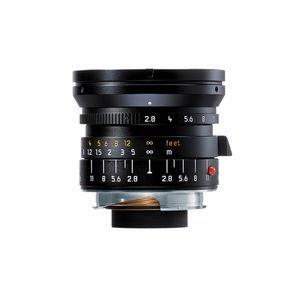 Leica 21mm f/2 8 Elmarit-M Aspherical Super Wide Angle Manual Focus Lens (11135)