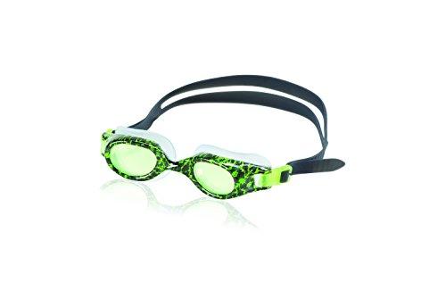 Speedo Junior Hydrospex Print Swim Goggle, Monster, One Size