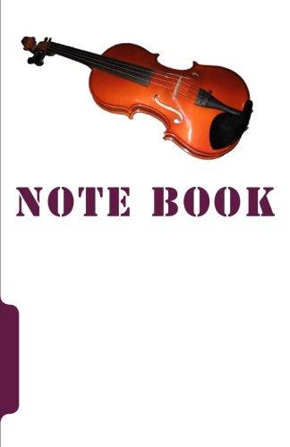 NOTEBOOK - Violin (Mozart Notebook)
