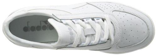 Diadora Männer B. Elite Court Schuh Weiß optisch / weiß makellos