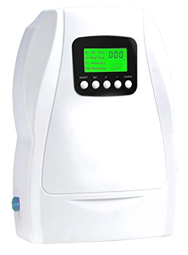 Hopkins AC110V 500mg Multi-function Microcomputer Control Ozone Air Purifier Fruit Vegetable Disinfection Machine. 500 Mg Injection