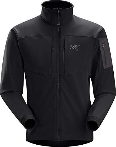 (Arc'teryx Gamma MX Jacket Men's (Blackbird, Large))