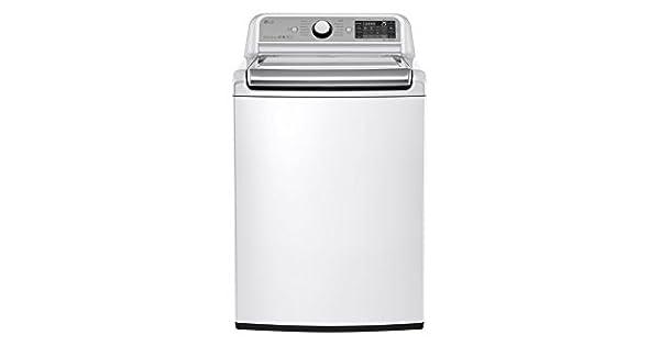 Amazon.com: LG wt7500cw wt7500cw 5,2 CU. FT. Color blanco ...