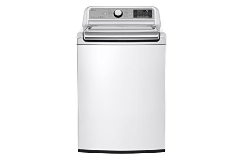 LG White Washing Machine Black Friday Deal 2020