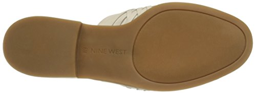 Nine White Juanita Women's Leather Off Mule West rYrqaP