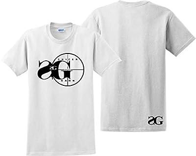 Sniper Gang T Shirt Kodak Black 305 Rap Slaughter Gang Savage Tee Shirts