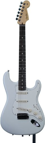 Fender Custom Shop Jeff Beck Signature Stratocaster - Olympic White