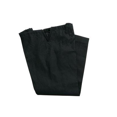 12 oz HEAVY WEIGHT KARATE PANTS BLACK - black - 5 ()