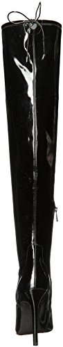 Londy Women's Black Boot Patent Jessica Simpson Fashion wE5xq4SSz1