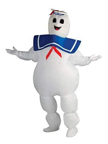 Adult Stay Puft Marshmallow Man -