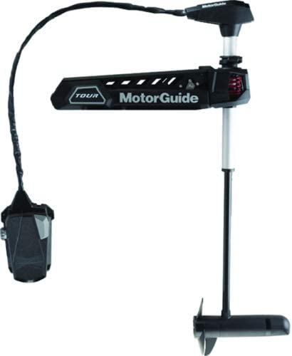 Motorguide 942100040 Tour 82lb 45 with HD+ universal sonar