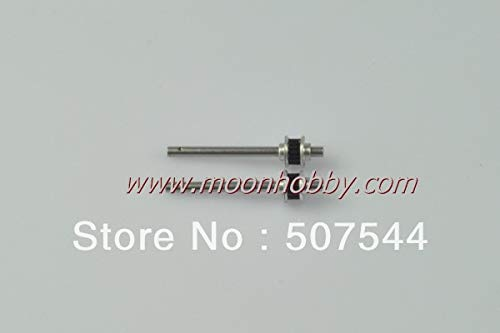 Yoton Accessories Tarot 250 Spare Parts Metal Tail Rotor Shaft Assembly for Align MS25075-01 Tarot 250 Parts with Tracking ()