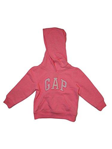 (GAP Little Girls Pullover Hoodie (4, Pink))