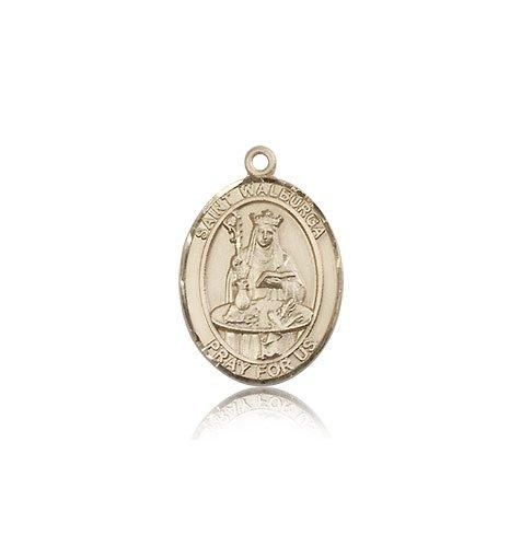 14 ktゴールドSt。Walburgaメダル B0039LC92O