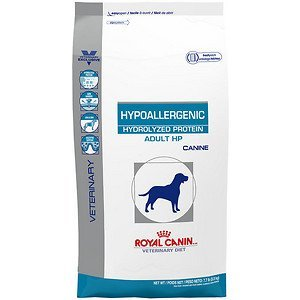 Royal Canin HP Hypoallergenic Hydrolyzed Protein Dog Food 7.7 lb