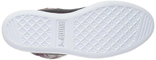 Mid Weinprobe Womens Lilac Snow Vikky Puma Sneaker Fashion Scratch Sfoam wUxnEq