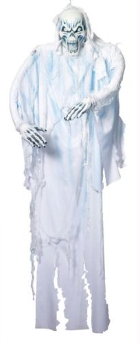 6 ft  (Hanging Ghost Decorations Outdoor)