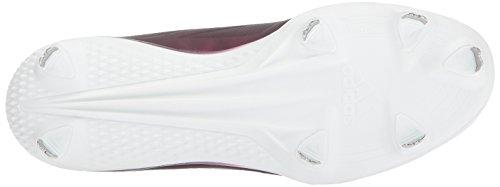 Maroon Adidas Adizero metallic white 4 Afterburner Da Uomo Silver Performanceadizero ARwpvqRgT