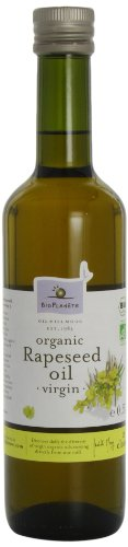 - Bio Planete Organic Rapeseed Oil 500 ml (Pack of 2)