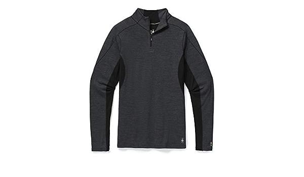 Smartwool Merino Sport 250 Long Sleeve 1//4 Zip Femme T-Shirt