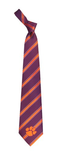 NCAA Poly Woven Tie - Poly 1 Style