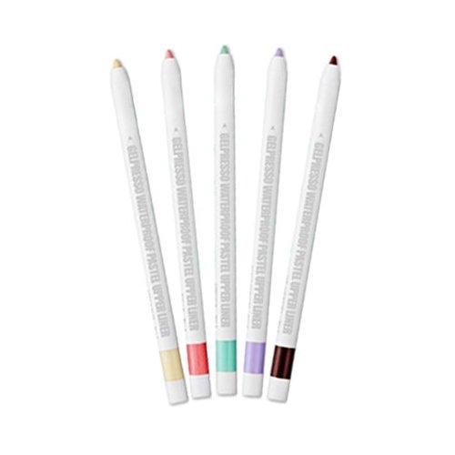 Clio Gelpresso Waterproof Pencil Gel Upper Liner, Keep Calm/001, 0.5 Gram
