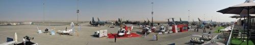 Home Comforts Laminated Poster Multiple U.S. Military Aircraft sit on The flightline During The 2015 Dubai Airshow, United Arab EMI Vivid Imagery Poster Print 24 x 36 (2015 Dubai)