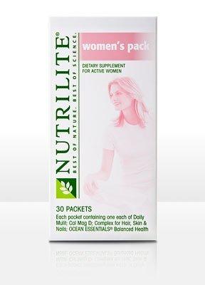 (Nutrilite® Women's Supplement Packs 30 Packets)