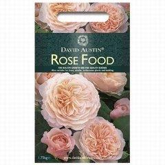 David Austin Rose Food