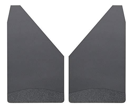 "Husky Liners Universal Mud Flaps 12"" Wide - Black Wt - Universal"