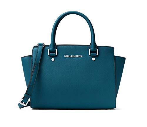 Michael Kors Blue Handbag - 8