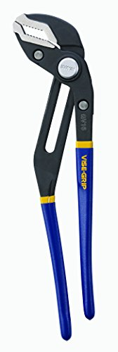 IRWIN Tools VISE-GRIP GrooveLock Pliers, 16-Inch (2078116)