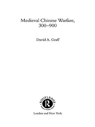 Medieval Chinese Warfare 300-900 (Warfare and History)