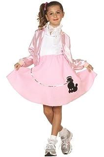 657212795cf Amazon.com  California Costumes The Pink Satin Ladies Child Costume ...