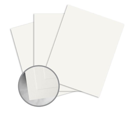 CLASSIC CREST Avon Brilliant White Paper - 8 1/2 x 11 in 28 lb Writing Smooth Watermarked 4000 per Carton by Neenah Paper CLASSIC CREST