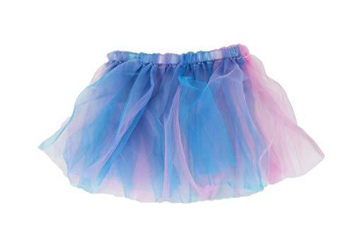 Multi-Colored Tutu's! Fairy Tutu's, Princess & Unicorn Tutu's! Perfect for Any Costume! (Purple-Blue) -