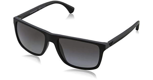 Amazon.com: Emporio Armani EA 4033 - Gafas de sol para ...