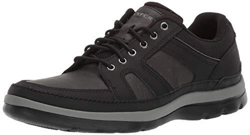 Rockport Men's Get Your Kicks Mudguard Blucher Oxford Black 2 10 W US ()