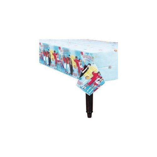 High School Musical Friends 4 Ever Table Cover by Party Express (Image #1)