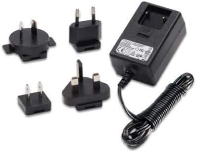 TRIAD MAGNETICS WSX135-1770-13 Power Supply pos ctr 100-240V 13.5Vdc@1770mA 5.5x11mm Plug intchg Plug-in