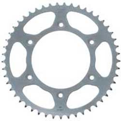 (Sunstar 2-355950 50-Teeth 520 Chain Size Rear Steel Sprocket)