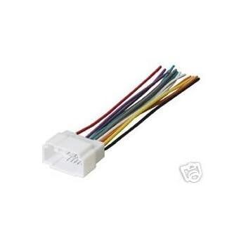 amazon com stereo wire harness honda crv 99 00 01 1999 2000 2001 rh amazon com 2001 honda crv radio wiring